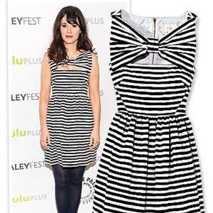 Kate Spade Striped Vivien Dress, Size 10